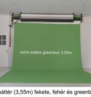 Greenbox háttér
