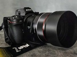 Nikon Z6 bérelhető fényképezőgép